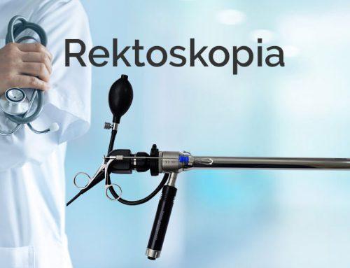 Rektoskopia – opis badania za pomocą rektoskopu